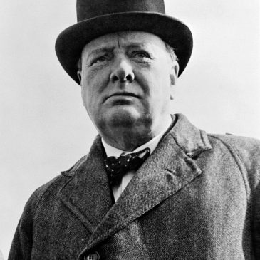 Giving thanks to the Few                                     Winston Churchill's Speech on August 20th 1940