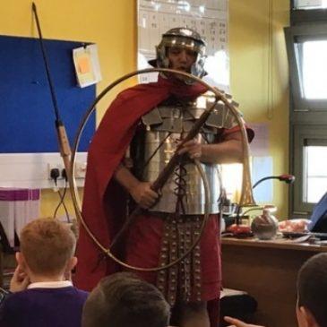 Roman Day at Riverside